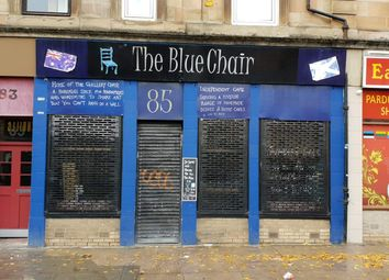 Thumbnail Commercial property to let in 85 High Street, Glasgow