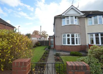 Thumbnail 3 bedroom end terrace house for sale in Gretna Road, Green Lane, Coventry