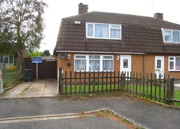 Thumbnail 3 bed semi-detached house for sale in Jackson Close, Keresley End, Coventry