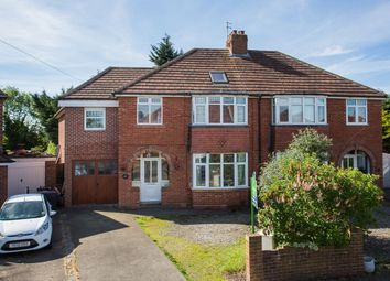 Thumbnail 5 bedroom semi-detached house for sale in Queenswood Grove, Acomb, York