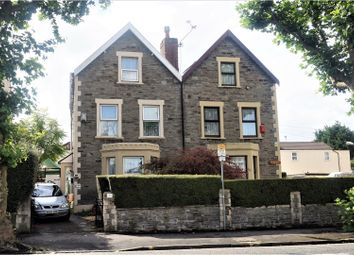 Thumbnail 5 bed semi-detached house for sale in Fishponds Road, Eastville
