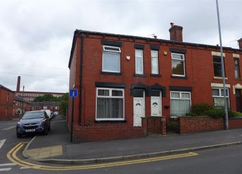 Thumbnail 2 bed end terrace house for sale in Hollins Road, Oldham