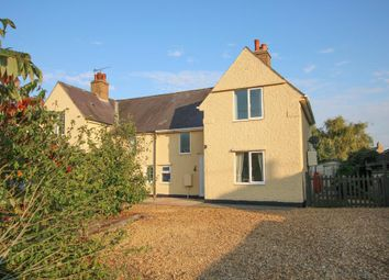 Straight Furlong, Pymoor, Ely CB6. 3 bed semi-detached house for sale
