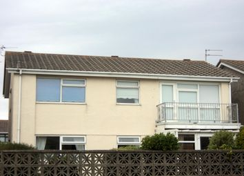 Thumbnail 2 bed flat to rent in Rest Bay Close, Porthcawl