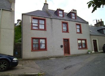 Thumbnail 3 bedroom semi-detached house for sale in High Street, Gardenstown, Banff