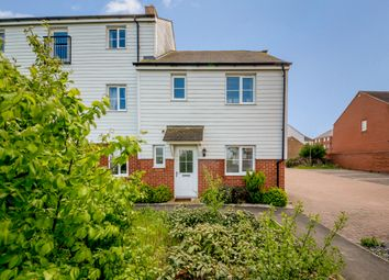 Thumbnail 3 bed semi-detached house for sale in Damara Way, Bridgefield, Ashford