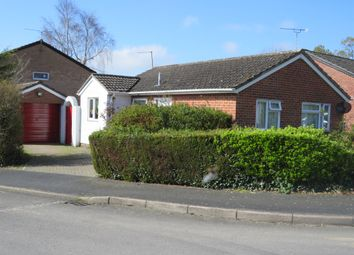Thumbnail 2 bed detached bungalow for sale in Langham Close, North Baddesley, Southampton