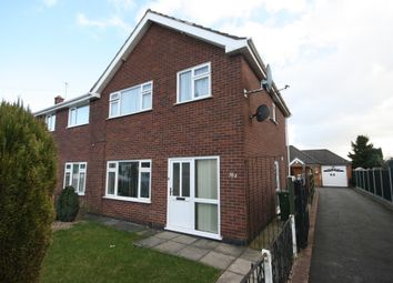 Thumbnail 3 bed semi-detached house to rent in Liberty Road, Glenfield, Leicester