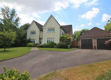 Thumbnail 5 bed detached house for sale in Birchmere, Heswall, Wirral
