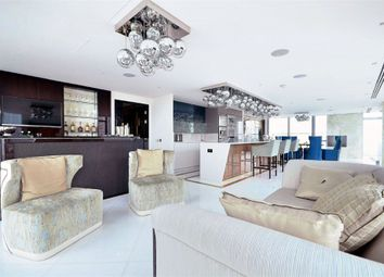 Thumbnail 3 bedroom flat to rent in West Tower, 1 Pan Peninsula Square, London