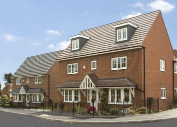 "Thumbnail 5 bed detached house for sale in ""Stratford"" at Cockett Lane, Farnsfield, Newark"