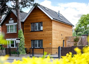 Thumbnail 4 bed semi-detached house for sale in Worple Road, Wimbledon, London