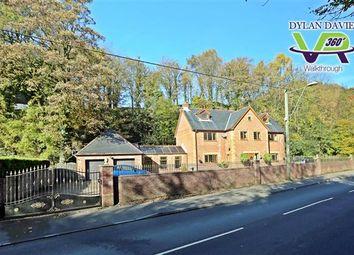 Thumbnail 6 bed detached house for sale in Rogart Terrace, Pontypridd