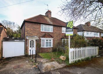Thumbnail 3 bed semi-detached house for sale in Simmil Road, Claygate, Esher