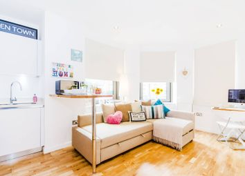 Thumbnail 1 bed flat for sale in Peterborough Road, Harrow