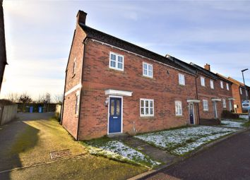 Thumbnail 3 bed end terrace house for sale in Farriers Rise, Shilbottle, Alnwick