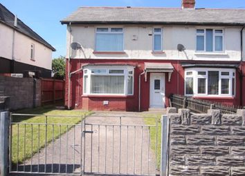 Thumbnail 3 bed end terrace house to rent in Illtyd Road, Ely, Cardiff.
