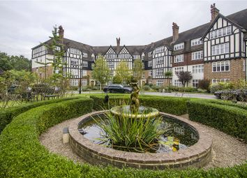 Thumbnail 4 bed flat for sale in Wildcroft Manor, Wildcroft Road, London