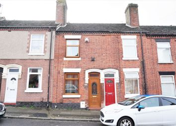 2 bed terraced house for sale in Maud Street, Fenton, Stoke-On-Trent ST4