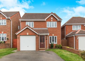 Thumbnail 3 bedroom detached house for sale in Reeves Court, East Malling, West Malling