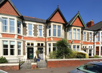 Thumbnail 4 bed property for sale in Cathedral Road, Pontcanna, Cardiff