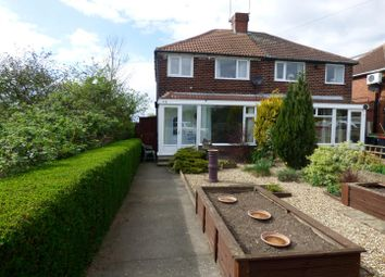 Thumbnail 2 bed semi-detached house for sale in Beck Lane, Sutton-In-Ashfield