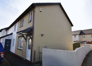Thumbnail 3 bedroom terraced house to rent in Hawthorn Park, Bideford
