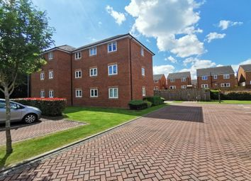 Thumbnail 2 bedroom flat to rent in Snowgoose Way, Newcastle
