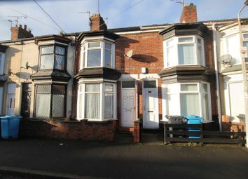 Thumbnail 2 bedroom terraced house to rent in Montrose Street, Hull