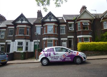 Thumbnail 6 bed terraced house to rent in Havelock Road, Luton