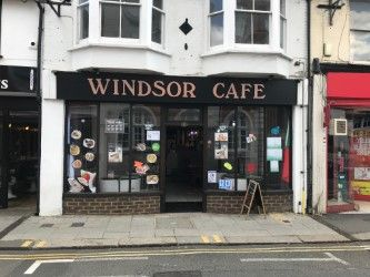 Thumbnail Restaurant/cafe for sale in Windsor Street, Cowley, Uxbridge