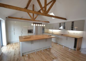 Thumbnail 5 bed barn conversion to rent in Hall Lane, Crostwick, Norwich