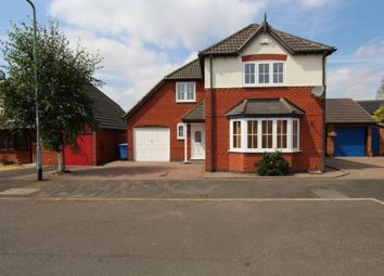 Thumbnail 4 bed detached house for sale in Celandine, Tamworth