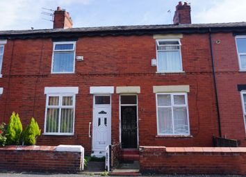 Thumbnail 2 bed terraced house to rent in Brook Avenue, Manchester
