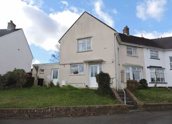 Thumbnail 3 bed semi-detached house for sale in Heol Heddwch, Neath Abbey, Neath