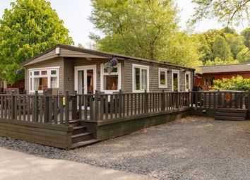 Thumbnail 3 bedroom mobile/park home for sale in Ambleside Road, Troutbeck Bridge, Windermere