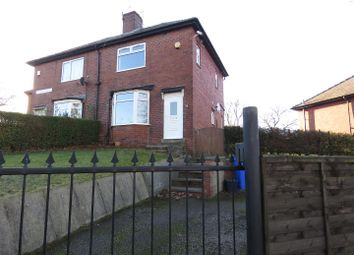 Thumbnail 2 bedroom semi-detached house to rent in Moonshine Lane, Sheffield