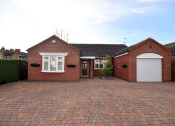 Thumbnail 3 bed detached bungalow for sale in White Street, Quorn, Loughborough