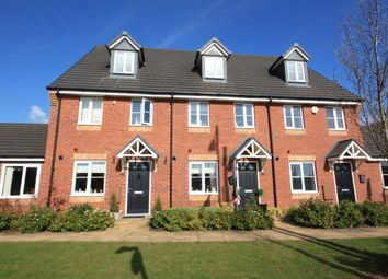 Thumbnail 3 bed town house for sale in Bullhurst Close, Talke, Stoke-On-Trent