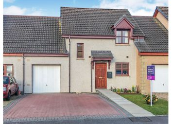 Thumbnail 3 bed semi-detached house for sale in Fogwatt Lane, Elgin