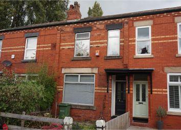 Thumbnail 2 bedroom terraced house for sale in Albert Road, Heaton Moor