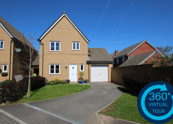 Thumbnail 3 bed link-detached house for sale in Rhode Island Drive, The Rydons, Exeter
