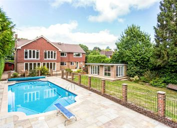 Thumbnail 6 bed detached house for sale in Holmewood Ridge, Langton Green, Tunbridge Wells, Kent