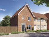 Thumbnail 3 bed semi-detached house for sale in The Sandlings At Saxon Meadows, Capel St Mary, Suffolk