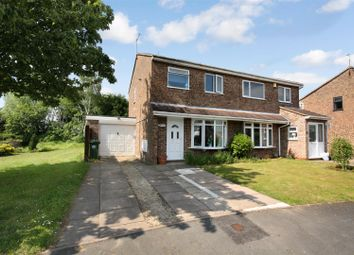 Thumbnail 3 bed property for sale in Hughes Close, Woodloes Park, Warwick