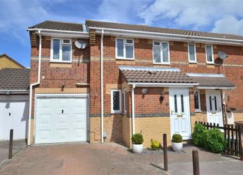 Thumbnail 3 bedroom end terrace house for sale in Augustus Gate, Stevenage, Herts