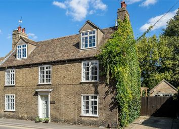 Thumbnail 5 bed town house for sale in Post Street, Godmanchester, Huntingdon