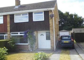 Thumbnail 3 bed semi-detached house to rent in Camberwell Ave, Cefn Glas, Bridgend, Mid Glam