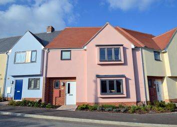 Thumbnail 3 bedroom terraced house for sale in Preston Road, Lavenham, Sudbury