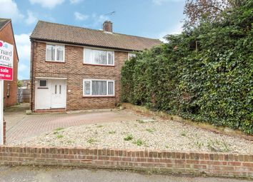 Thumbnail 3 bed semi-detached house for sale in South Road, Feltham